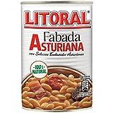 LITORAL Fabada Asturiana - Plato Preparado de Fabada Asturiana Sin Gluten - 435g...