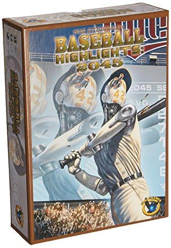 Baseball Highlights: 2045