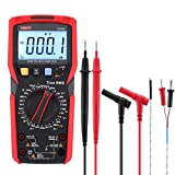 UNI-T UT89X TRMS multimeter NCV tester ac dc Voltmeter Ammeter Capacitance Frequency Resistance tester with Temperature testing …