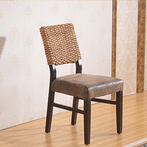 Freizeitstuhl,DASENLIN Stuhl, Single-Mode-Rattan-Sessel, Haushalt natürlichen handgefertigten Freizeit Korbstuhl (Einzelstück), HC310