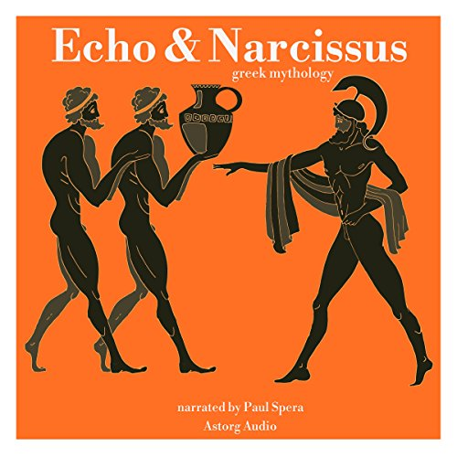 Echo and Narcissus audiobook cover art