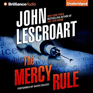 The Mercy Rule audiobook cover art