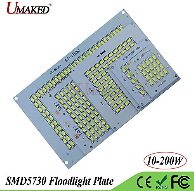 Warm White 3500K, 70W 162x94mm Full Watt LED PCB SMD5730 COB 10W 20W