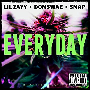Everyday (feat. DonSwae & Snap)