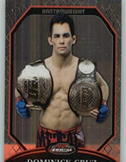 2011 Topps Finest UFC - Ultimate Fighting Championship #66 Dominick Cruz - Mixed Martial Arts (MMA) Trading Card