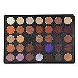 KARA Makeup Palette ES08 - 35 color Fall Eyeshadow