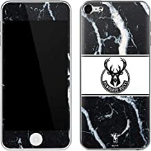 Skinit Decal Skin for iPod Touch (6th Gen 2015) - Officially Licensed NBA Milwaukee Bucks Marble Design