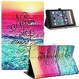 Bbjjkkz Amazon Fire HD 8 Tablet Case Old Moder (8th/7th/6th