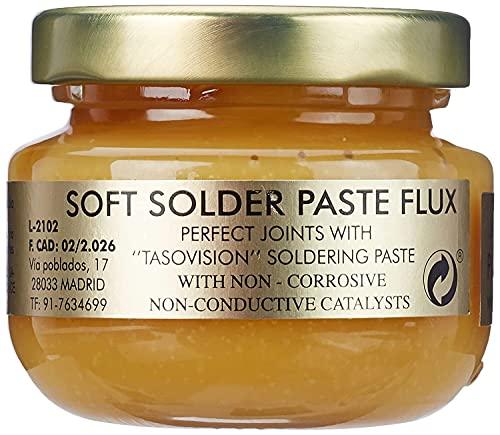 Pasta de soldar 50mL - TasoVision