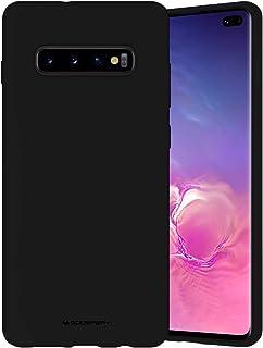 Goospery Funda de silicona líquida para Samsung Galaxy S10 Plus (2019) 6.4 pulgadas Jelly Rubber Bumper Case con suave for...
