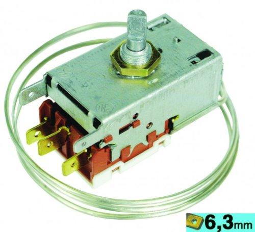 Thermostaat (KG) K57L5847, geschikt voor apparaten van: ACEC AEG Alno-Keuken (Zanussi