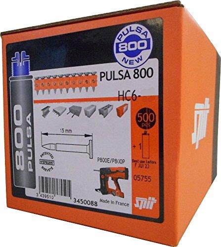 Spit Spezialnägelnägel HC6-22 (10-er magaziniert) mit Gaskartusche