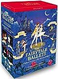 Les Ballets Féériques. Delibes : Copélia. Prokofiev : Cendrillon. Tchaikovski : Le lac des cygnes, La Belle au Bois Dormant