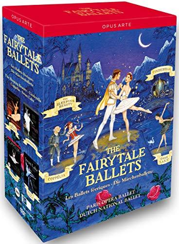 Le coffret DVD des Ballets féeriques