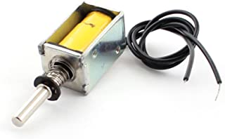 Uxcell a14092600ux0438 Open Frame Actuator Linear Mini Push Pull Solenoid Electromagnet, DC 4.5V, 40 g/2 mm