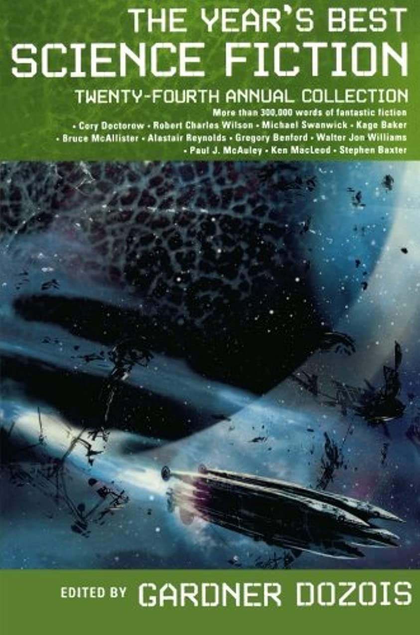 本体耳ディレクトリThe Year's Best Science Fiction Twenty-fourth Annual Collection