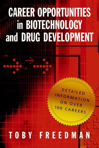 Compare Textbook Prices for Career Opportunities in Biotechnology and Drug Development 1 Edition ISBN 9780879698805 by Freedman, Toby
