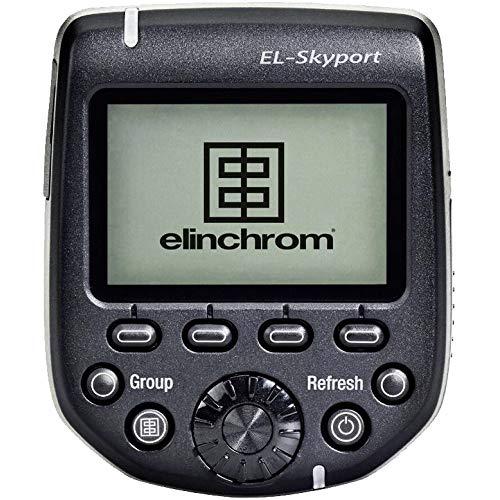 Elinchrom Transmisor Pro de 200 m, Color Negro