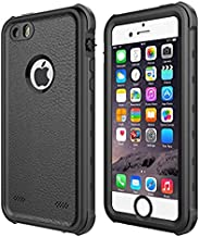 iPhone 5 5S SE Waterproof Case, iThrough 【New】 iPhone 5 5S SE Underwater Case/2M, Shockproof Dirtproof Snowproof Rain Proof, Heavy Duty Full Protection Phone Case Cover for iPhone 5 5S SE