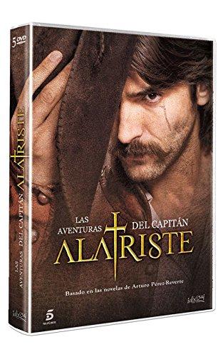 Las aventuras del Capitán Alatriste [DVD]