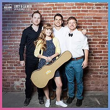 Jam in the Van - Lucy & La Mer (Live Session, Los Angeles, CA, 2015)