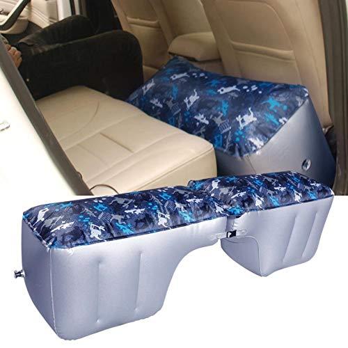 XKMY Colchoneta de camping colchón de coche inflable cama de viaje colchón asiento trasero almohadilla almohadilla de aire cojín autoconducción, cama de viaje de coche viaje al aire libre camping
