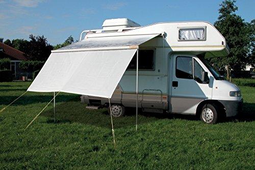 Eurotrail ETCT0025.400 Sunblocker Zonnedak Bescherming voor Luifels, Caravans, Motorhomes, 384 x 140 centimeter