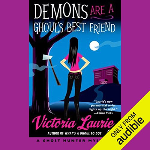 Demons are a Ghoul's Best Friend audiobook cover art