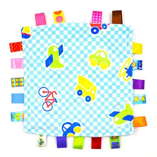 Lovey Juguete suave taggy beb/é de juguete ni/ño Inchant mono Taggie Manta Actividad y sensoriales juguete regalos del beb/é para reci/én nacidos beb/é almeja y el juego a su beb/é