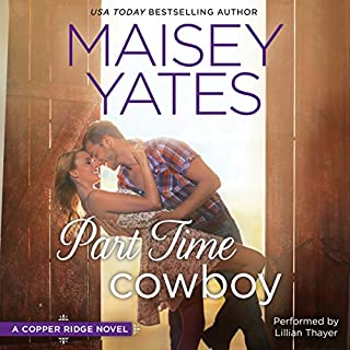 Part Time Cowboy audiobook cover art
