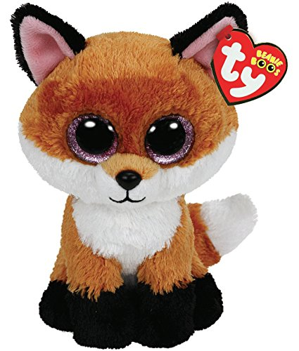 Slick the Brown Fox Beanie Boo