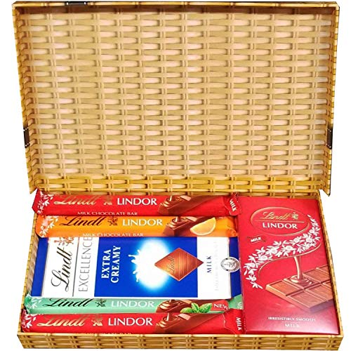 Ultimate Lindt Chocolate Selection Box - Lindt Lindor Assorted Chocolate Collections