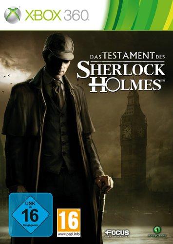 Das Testament des Sherlock Holmes [Edizione: Germania]