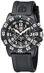 best unbeatable navy seal military watch - Luminox 3081 Men's EVO Colormark Chronograph Watch