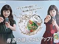 高畑充希 チョーヤウメッシュ 非売品 広告ポスター