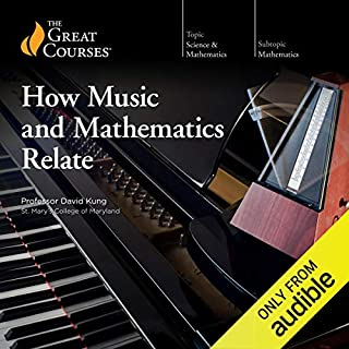Couverture de How Music and Mathematics Relate