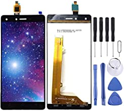 Repair Parts Compatible With Tecno L8 Lite LCD Screen And Digitizer Full Assembly
