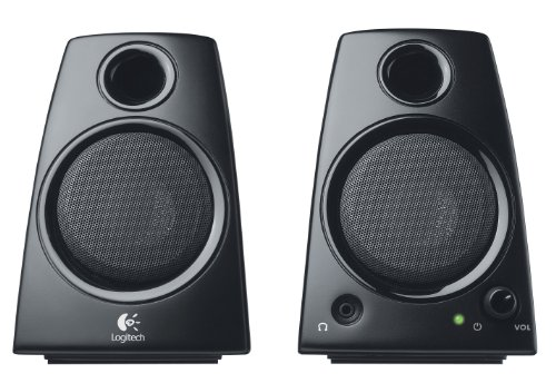 Logitech Speakers Z130 - BLACK - ANALOG - PLUGC - EMEA - EU