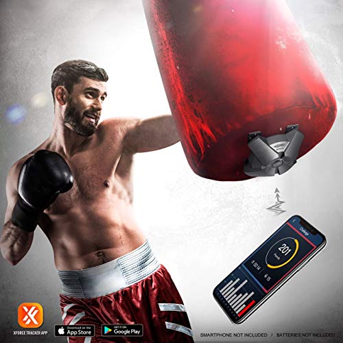 Workout & Training Gear - Punch Tracker, Speed & Power Sensors   Gym Fitness & Exercise Equipment, High-Tech Gadgets for Boxers & Boxing Fans