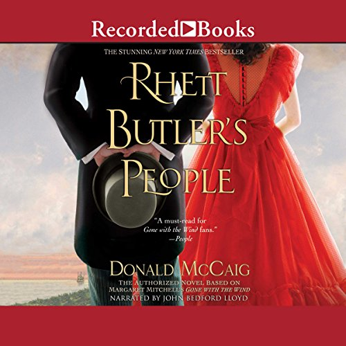Rhett Butler's People audiobook cover art