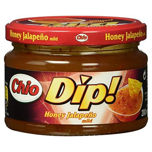 Chio Dip Honey Jalapeno Mild, 200 ml