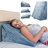 Best Bed Wedges - Tinyhouse UK Wedge Pillow 7in1 – Support Pillow Review