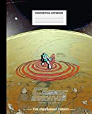 Composition Notebook: The Star Knight Cosimo arrives at Helios, College Ruled, 110 pages - Space Fantasy Journal Notebook from the comic book series, The Cosmic Survivor (7.5 x 9.25 in)