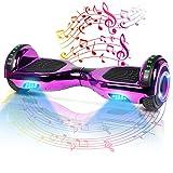 Hoverboard-Hoverboard Per Bambini, Hoverboard Autobilanciato A Due Ruote Da 6,5 Pollici, Con...