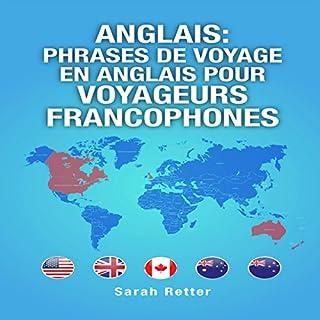 Couverture de Anglais: Phrases de Voyage en Anglais pour Voyageurs Francophones