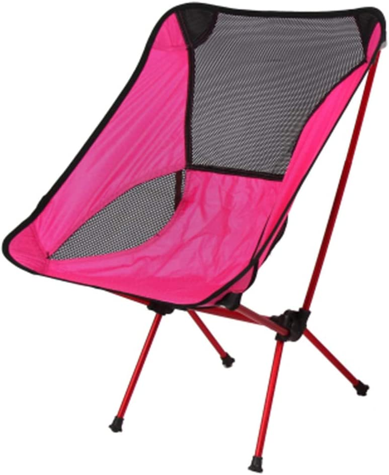 WPF Portable Camping Chair Compact Max 67% OFF Backpackin Ultralight New item Folding