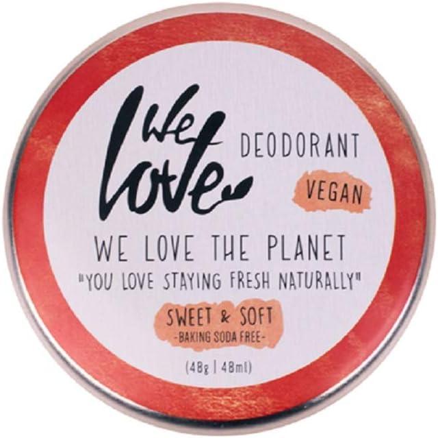 Crema Desodorante - Dulce y Suave 48g