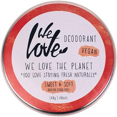 We Love The Planet Natürliche Deocreme Forever Fresh 48 G Beauty