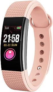 Bingo F1s Smart Health Band with Waterproof Heart Rate Sleep Monitor pedometers Calorie Counter Call Reminder Men Women Boys Kids