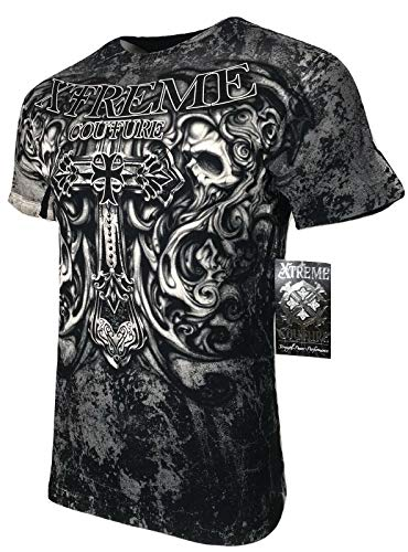 Black Couture Mma T-Shirt - 2